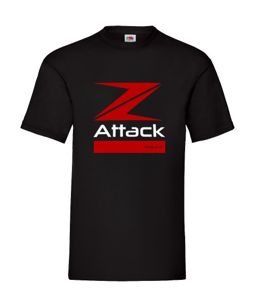 Z-Attack T-Shirt by malutra